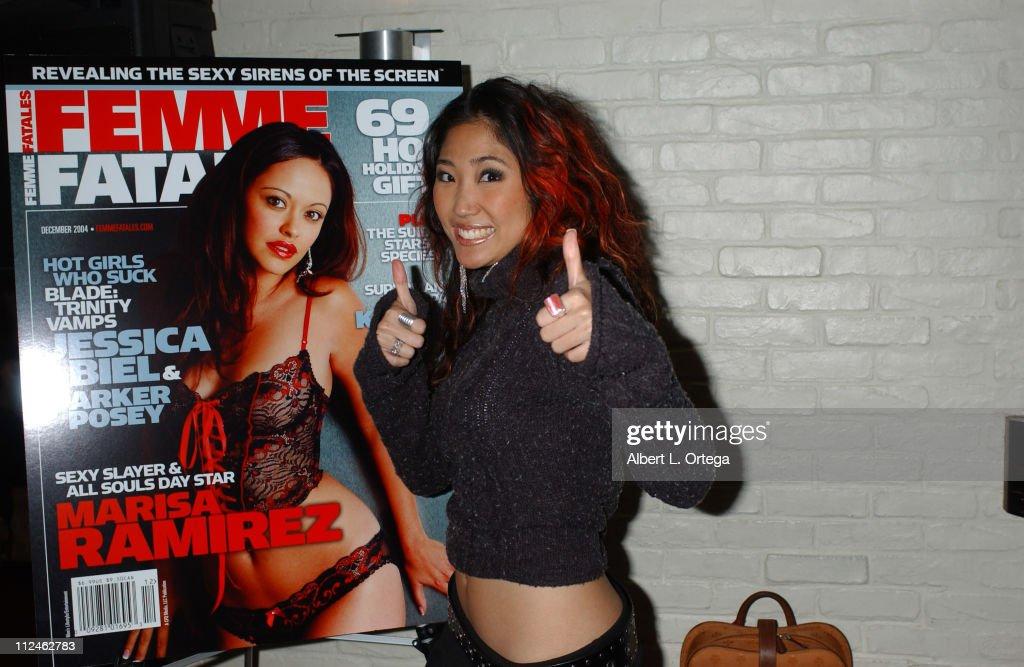 Mindfire Entertainment, CFQ Films and Femme Fatales Magazine Presents a