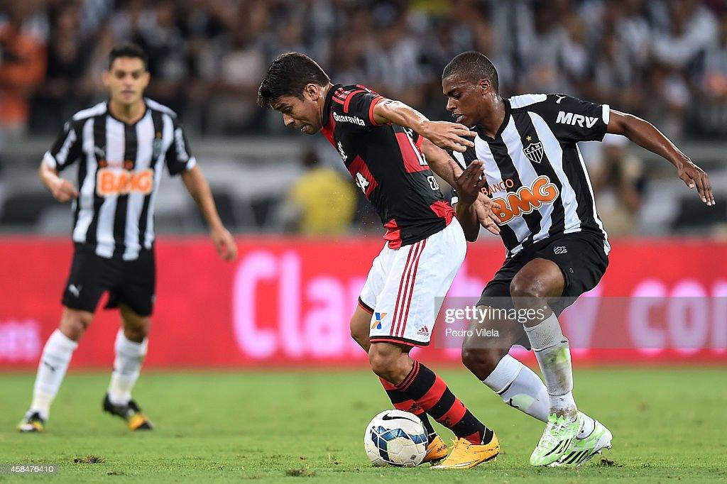 Atletico MG v Flamengo - Copa do Brasil 2014