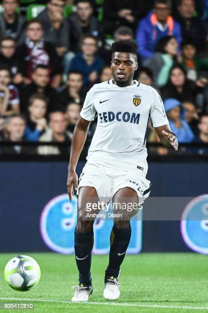Jemerson of Monaco during the Ligue 1 match between FC Metz and AS Monaco on August 18 2017 in Metz