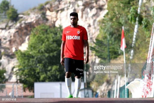 Jemerson of Monaco during training session of As Monaco on July 10 2017 in Monaco Monaco