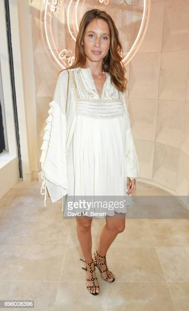 Jemima Jones attends the opening of the new Chloe London flagship store on New Bond Street on June 14 2017 in London England