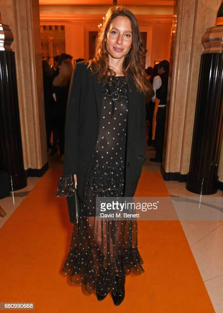Jemima Jones attends the Veuve Clicquot Business Woman Awards at Claridge's Hotel on May 9 2017 in London England