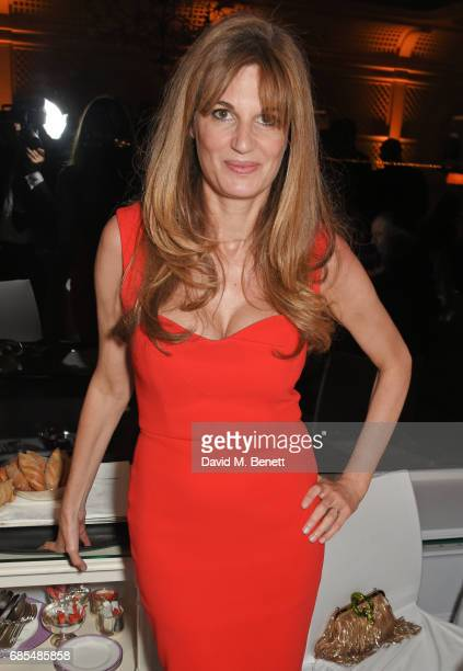 Jemima Khan attends The 9th Annual Filmmakers Dinner hosted by Charles Finch and JaegerLeCoultre at Hotel du CapEdenRoc on May 19 2017 in Cap...