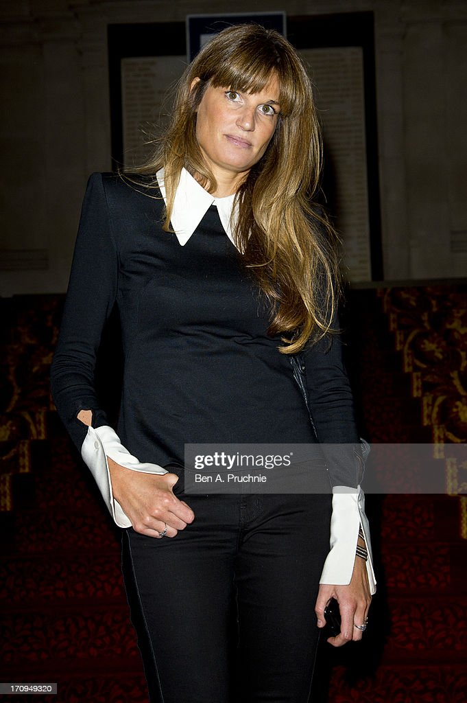 Jemima Khan attends The New Statesman Centenary Party at Great Hall on June 20, 2013 in London, England.
