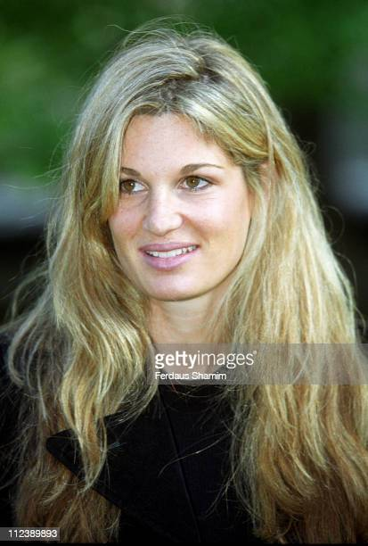 Jemima Khan during Jemima Khan Launches Unicef Afgan Apeal at House of Lords London in London Great Britain