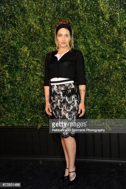 Jemima Kirke attends the 2017 Tribeca Film Festival Chanel Artists Dinner on April 24 2017 in New York City