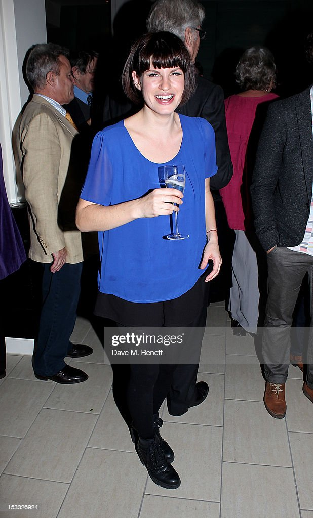 Jemima Rooper attends an after party celebrating the press night performance of 'Our Boys' at One Aldwych on October 3, 2012 in London, England.