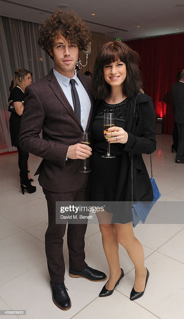 Jemima Rooper attends the preparty for the English National Ballet's The Nutcracker at St Martin's Lane Hotel on December 12 2013 in London England