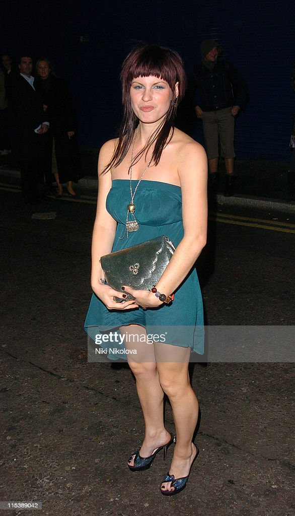 Jemima Rooper during 'Kinky Boots' London Premiere After Party in London Great Britain