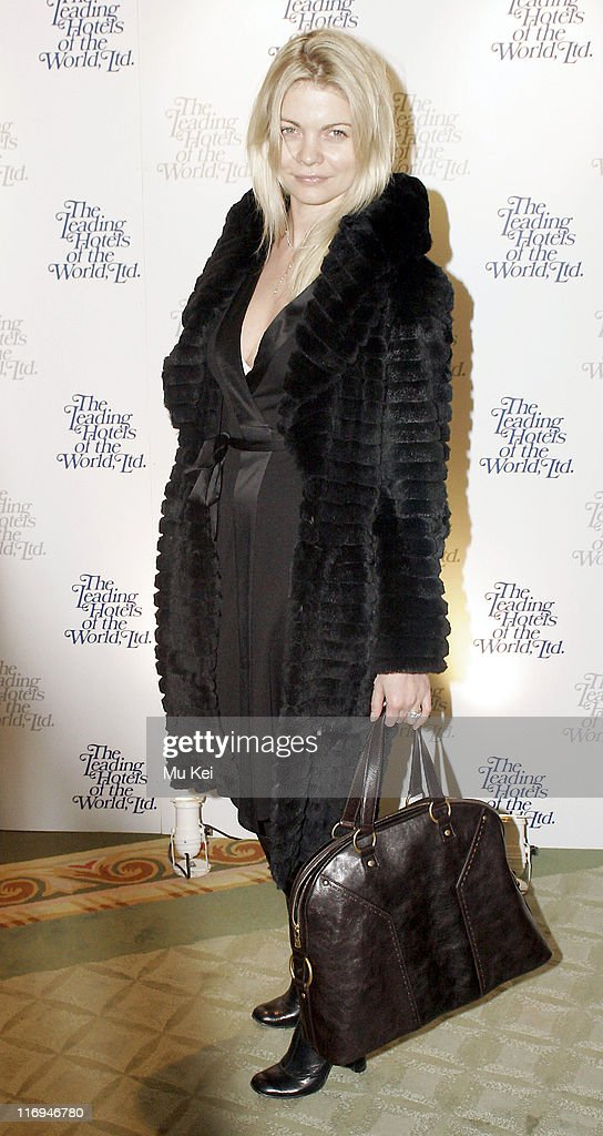 Leading Hotels of the World Cocktail Party - Arrivals