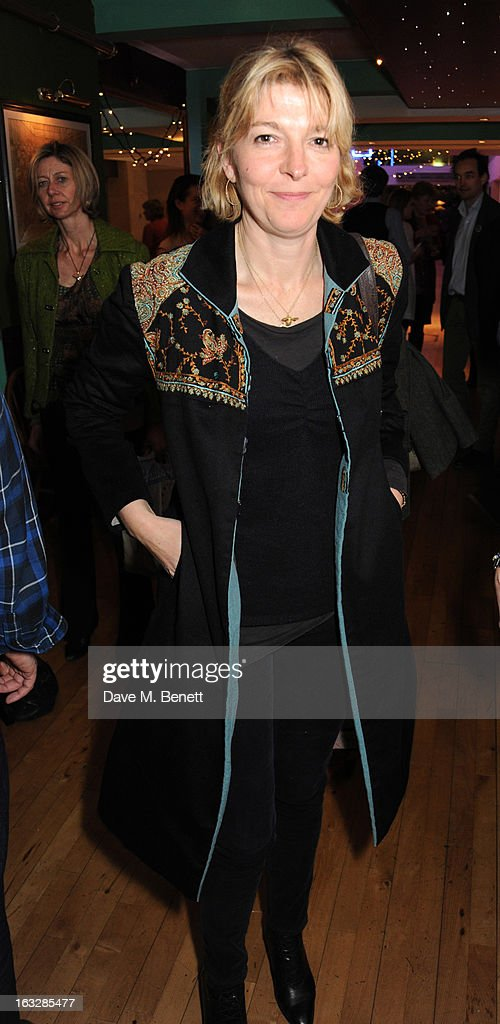 Jemma Redgrave attends an after party following the 'Paper Dolls' press night at Tricycle Theatre on March 6, 2013 in London, England.