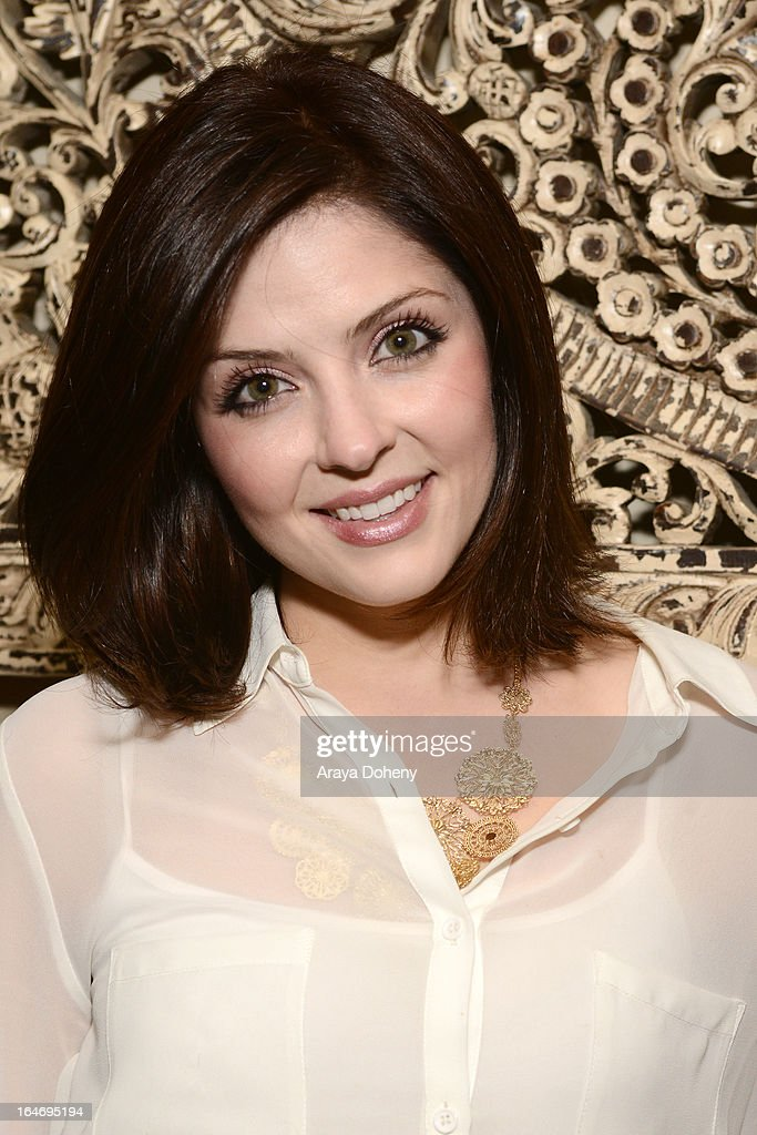 Jen Lilley attends Boohoo's Summer 2013 Press Day at SUR Lounge on March 26, 2013 in Los Angeles, California.