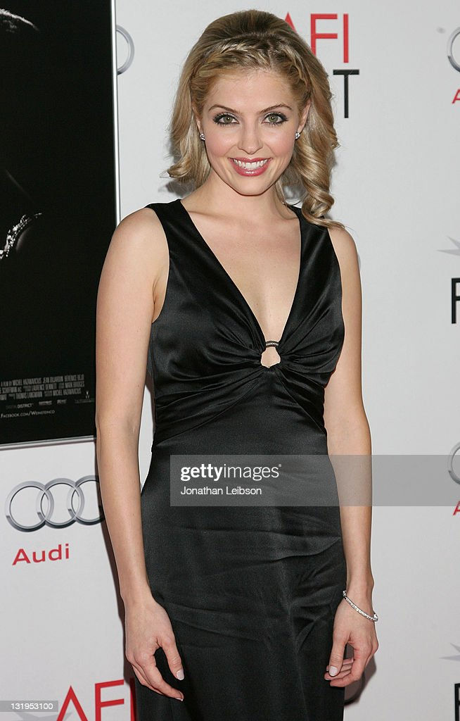 Jen Lilley attends the 2011 AFI FEST -  The Artist  Special Screening