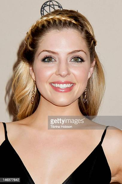 Jen Lilley attends the 39th annual daytime Emmy Awards nominees reception at SLS Hotel on June 14 2012 in Beverly Hills California