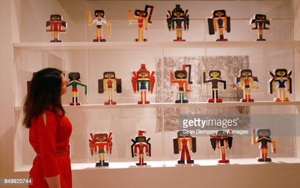 Jen Middleton from the Wellcome collection looks at works by Keisuke Ishino at the Souzou Outsider Art from Japan exhibition at the Wellcome...