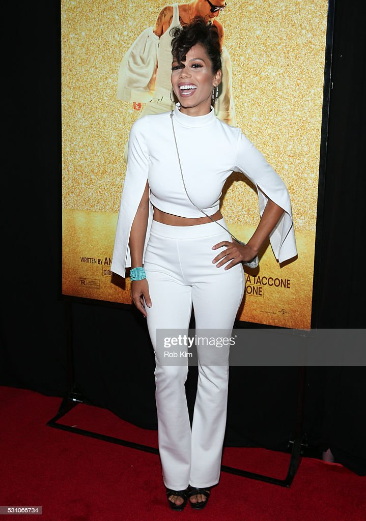 Jen Morillo attends the New York Premiere of 'Popstar: Never Stop Never Stopping' at AMC Loews Lincoln Square 13 theater on May 24, 2016 in New York City.