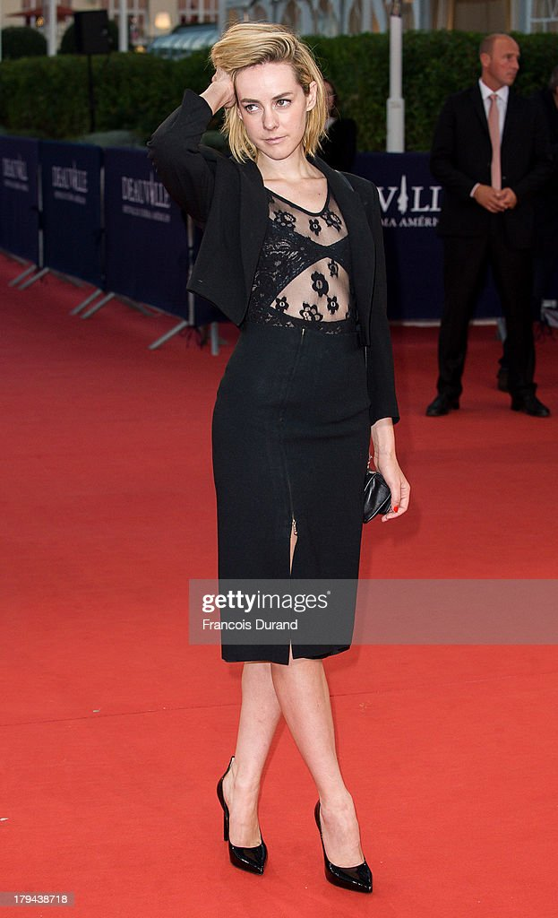 <a gi-track='captionPersonalityLinkClicked' href=/galleries/search?phrase=Jena+Malone&family=editorial&specificpeople=216548 ng-click='$event.stopPropagation()'>Jena Malone</a> arrives at the premiere of the film 'Very Good Girls' during the 39th Deauville American Film Festival on September 3, 2013 in Deauville, France.
