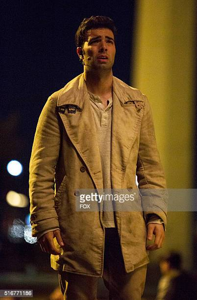Jencarlos Canela as Jesus in THE PASSION a twohour musical event airing LIVE from New Orleans Palm Sunday March 20 2016 on FOX © 2016 Fox...