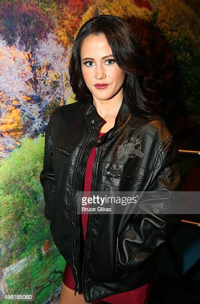 Jenelle Evans visits Planet Hollywood Times Square on November 20 2015 in New York City