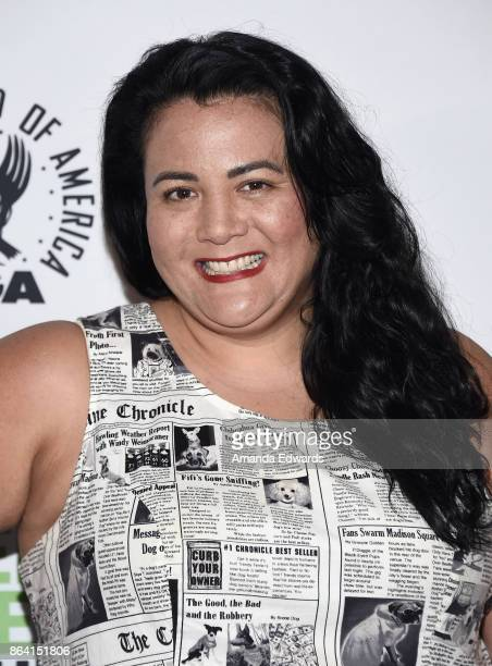 Jenelle Riley attends day 1 of the Film Independent Forum at DGA Theater on October 20 2017 in Los Angeles California
