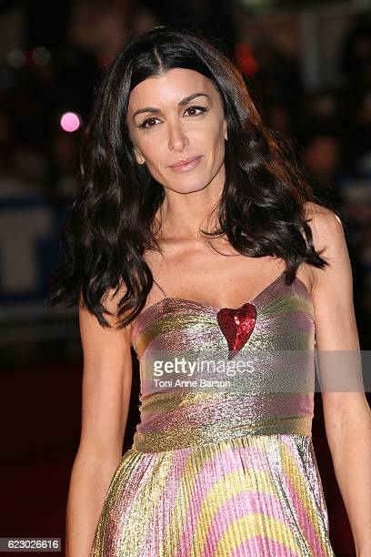 Jenifer Bartoli arrives at the 18th NRJ Music Awards at the Palais des Festivals on November 12 2016 in Cannes France