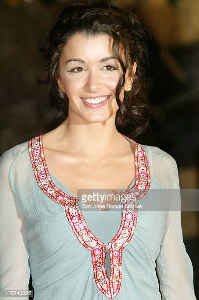 Jenifer Bartoli during 2005 NRJ Music Awards Arrivals at Palais des festivals in Cannes France