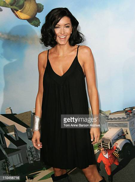Jenifer Bartoli during 'Over The Hedge' Paris Premiere / 'Nos Voisins Les Hommes' Premiere at UGC Cine Cite Bercy in Paris France