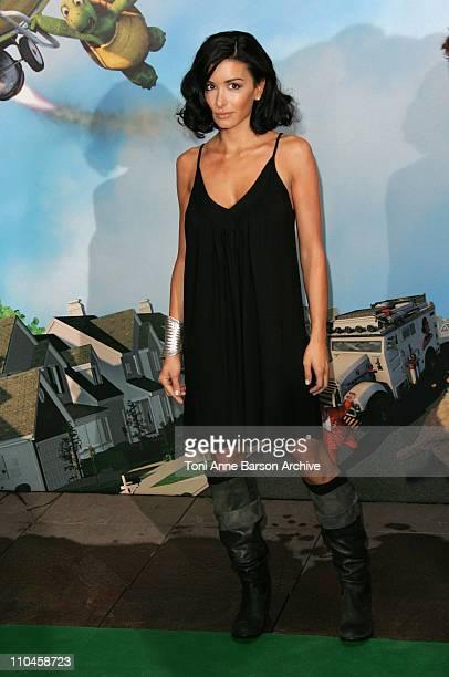 Jenifer Bartoli during 'Over The Hedge' Paris Premiere / 'Nos Voisins Les Hommes' Premiere at UGC Cine Cite Bercy in Paris France