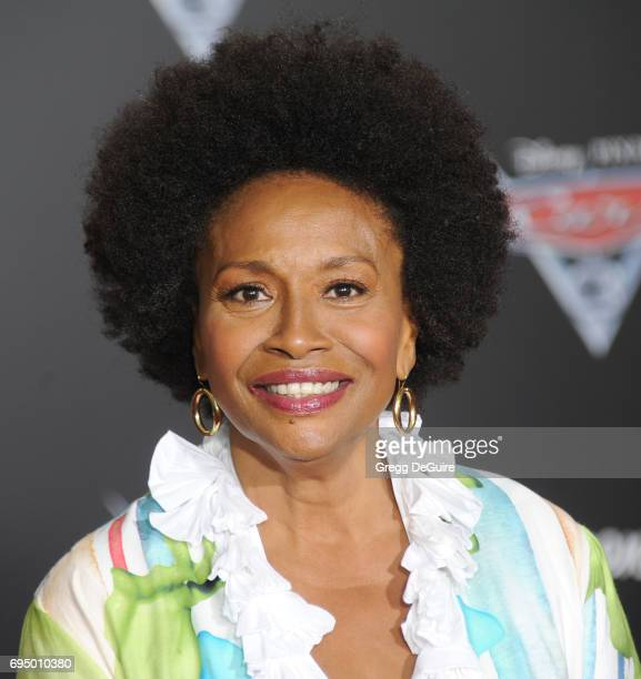 Jenifer Lewis arrives at the premiere of Disney And Pixar's 'Cars 3' at Anaheim Convention Center on June 10 2017 in Anaheim California