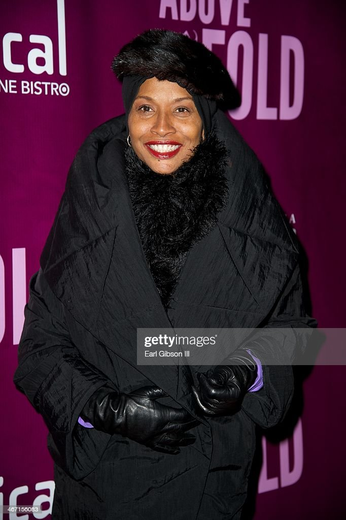 Jenifer Lewis attends the opening night performance of 'Above the Fold' at Pasadena Playhouse on February 5, 2014 in Pasadena, California.
