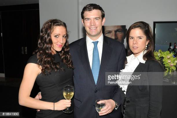 Jenine Kleeman Tom Lavin and Andrea Kanze attend TIME INC Live and Unfiltered Presents ROUGH JUSTICE Hosted by FORTUNE at Time and Life Building...