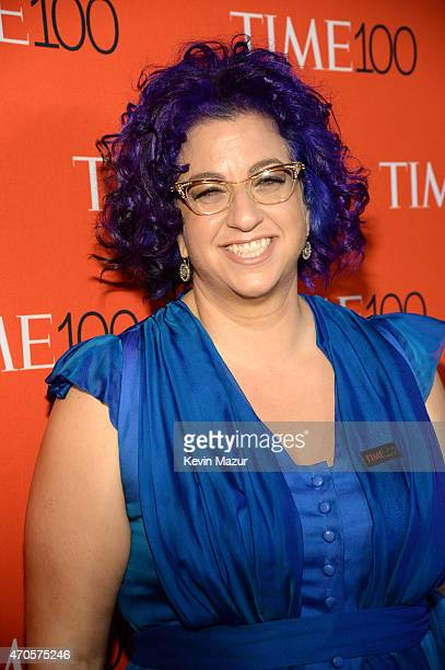 Jenji Kohan attends TIME 100 Gala TIME's 100 Most Influential People In The World at Jazz at Lincoln Center on April 21 2015 in New York City