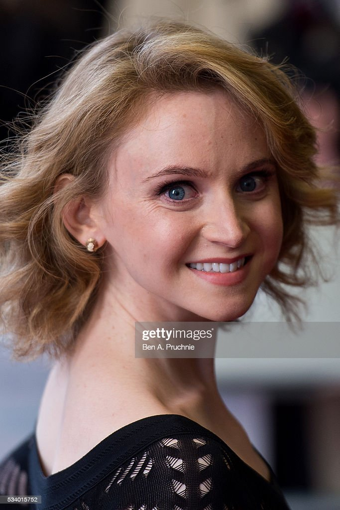 Jenn Murray attends the UK premiere 'Love And Friendship' at The Curzon Mayfair on May 24, 2016 in London, England.