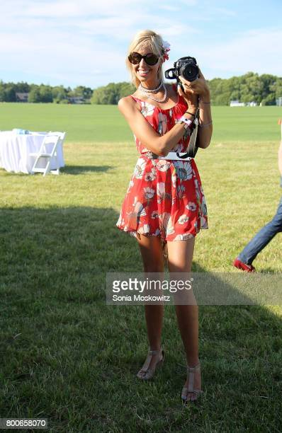 Jenna Baletti attends the First Annual Polo Hamptons Match at Southampton Polo Club on June 24 2017 in New York City