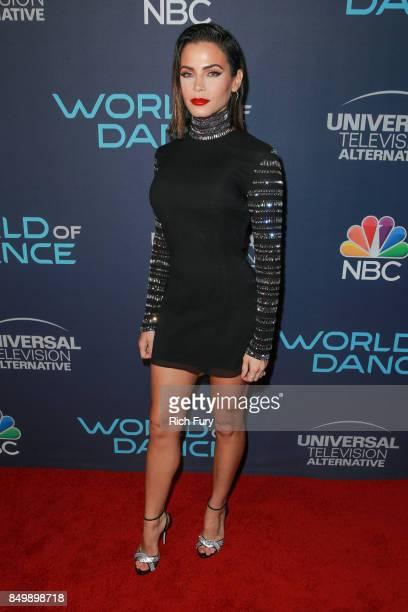Jenna Dewan Tatum attends NBC's 'World Of Dance' Celebration at Delilah on September 19 2017 in West Hollywood California