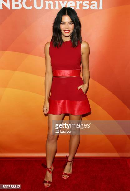 Jenna Dewan Tatum attends the 2017 NBCUniversal Summer Press Day on March 20 2017 in Beverly Hills California