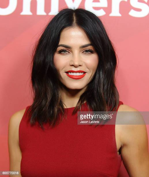 Jenna Dewan Tatum attends the 2017 NBCUniversal summer press day The Beverly Hilton Hotel on March 20 2017 in Beverly Hills California