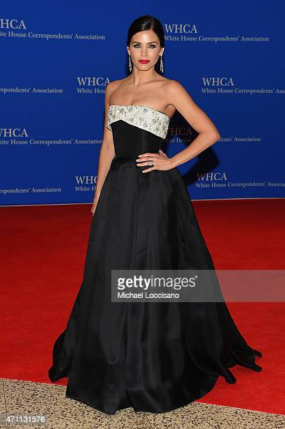 Jenna DewanTatum attends the 101st Annual White House Correspondents' Association Dinner at the Washington Hilton on April 25 2015 in Washington DC