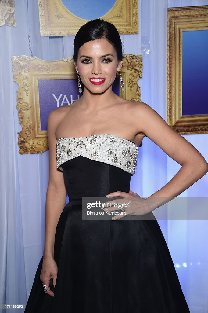 Jenna Dewan-Tatum attends the Yahoo News/ABC News White House Correspondents' dinner reception pre-party at the Washington Hilton on Saturday, April 25, 2015 in Washington, DC.