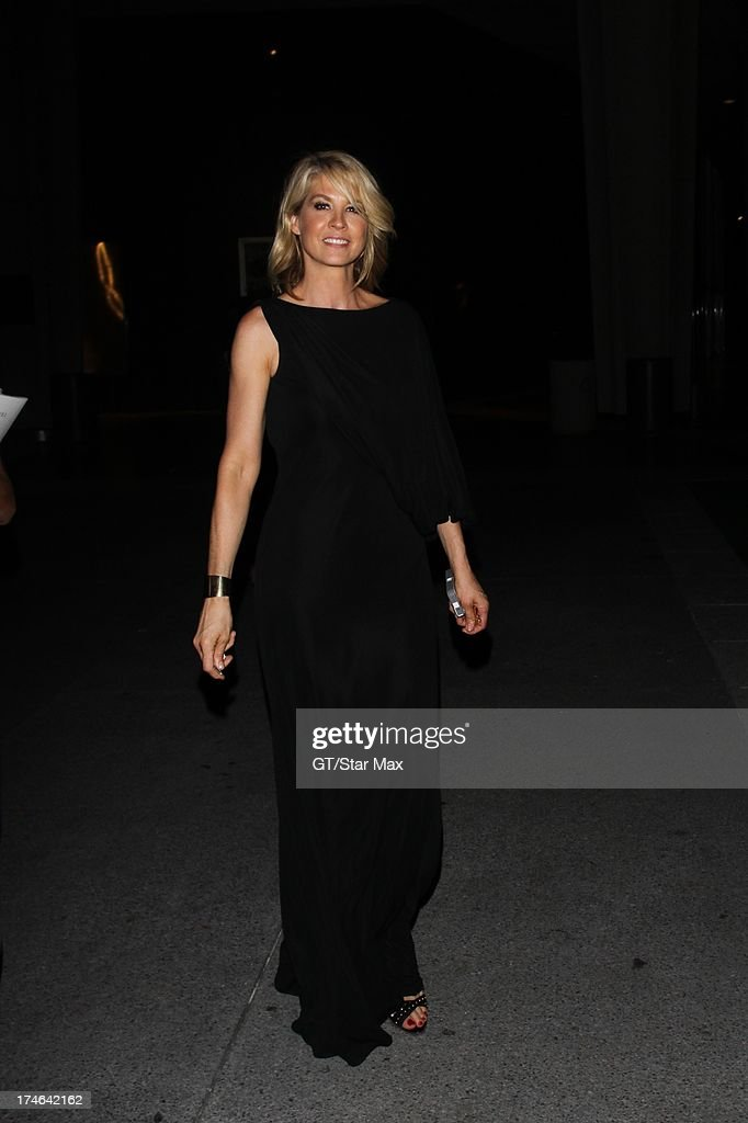 Jenna Elfman as seen on July 27, 2013 in Los Angeles, California.