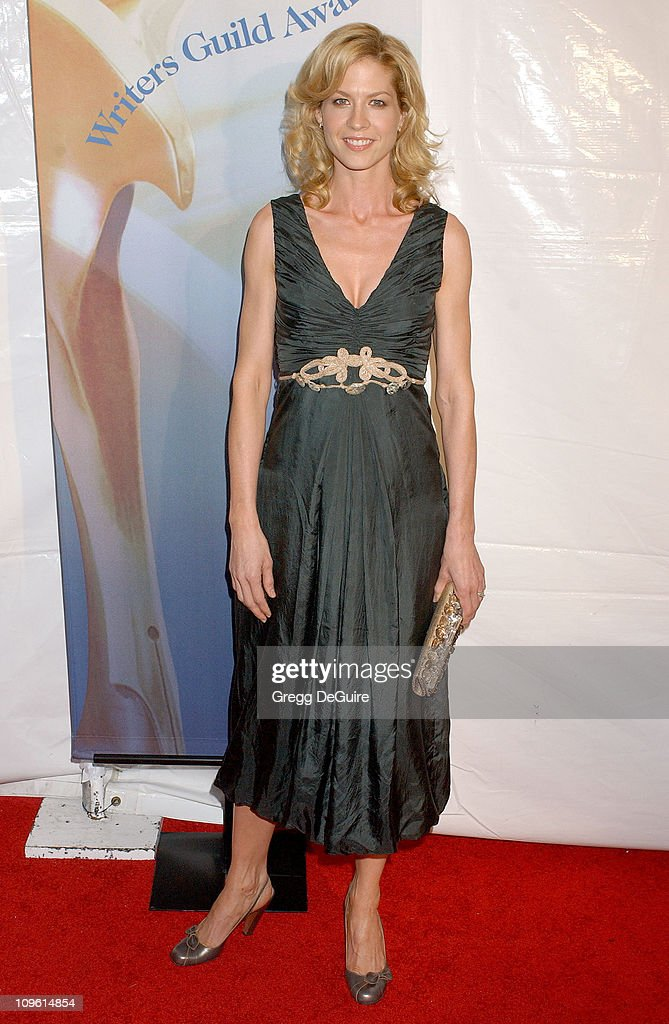 Jenna Elfman during 2006 Writers Guild Awards Arrivals at Hollywood Palladium in Hollywood California United States