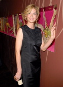 Jenna Elfman during Diamond Information Center and InStyle Host 6th Annual Awards Season Diamond Fashion Show Preview at Beverly Hills Hotel in...