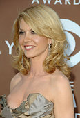 Jenna Elfman during The 48th Annual GRAMMY Awards Arrivals at Staples Center in Los Angeles California United States