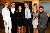 Jenna Elfman Paul Wilson Erika Coleman Patrick Wilson Bridget Gabbe and Jasmine Guy join Media Society members and Altar Identity Executive Producers...