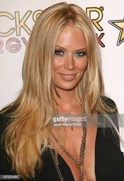 Jenna Jameson during BPM 10 Year Anniversary Party Arrivals at Club Avalon in Hollywood California United States