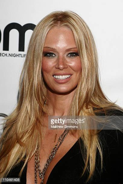 Jenna Jameson during BPM Magazine 10th Anniversary Pary Arrivals at Avalon in Hollywood California United States