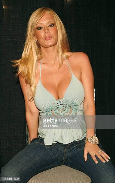 Jenna Jameson during Exxxotica Miami Beach Adult Industry Convention at Miami Beach Convention Center in Miami Florida United States