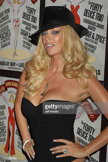 Jenna Jameson during Ivan Kane's Forty Deuce Present Silicon Sundays Hosted by Jenna Jameson at Mandalay Bay Hotel Casino in Las Vegas NV United...