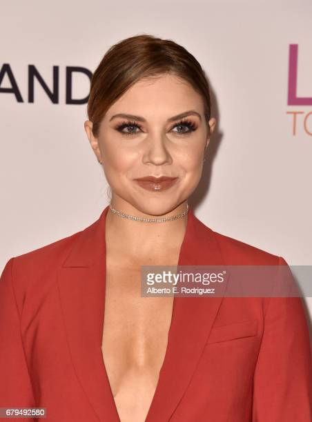 Jenna Johnson attends the 24th Annual Race To Erase MS Gala at The Beverly Hilton Hotel on May 5 2017 in Beverly Hills California