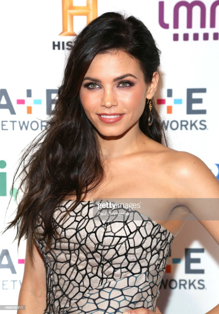 Jenna Lee Dewan-Tatum attends the 2014 A+E Networks Upfront at Park Avenue Armory on May 8, 2014 in New York City.